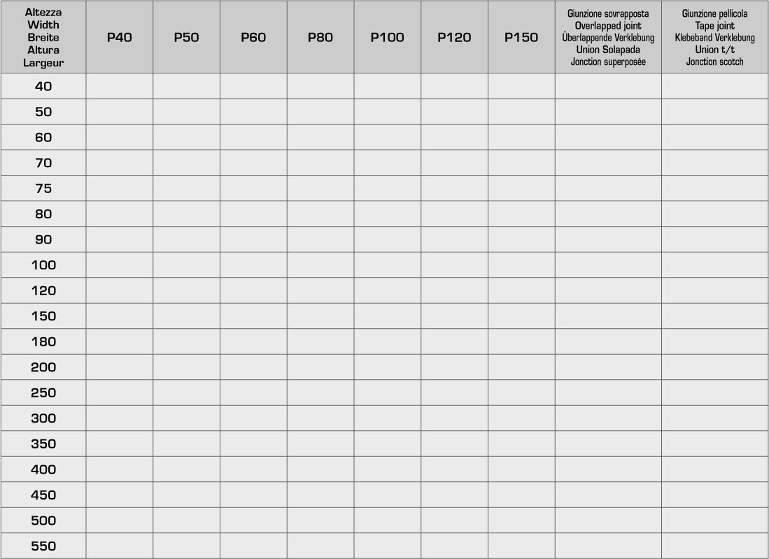 tabella-caaostandard-sumisura